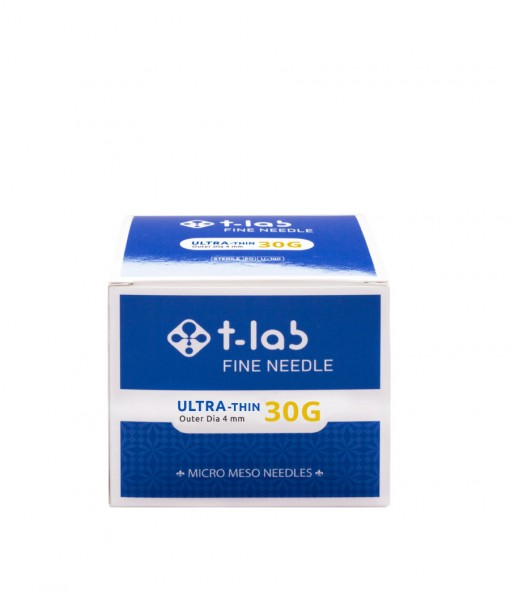 Fine Needle 30G x 4mm